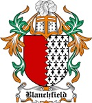 Blanchfield Coat of Arms, Family Crest