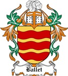 Ballet Coat of Arms, Family Crest