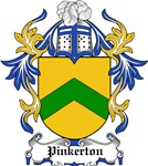 Pinkerton Coat of Arms, Family Crest
