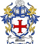 Millar Coat of Arms, Family Crest