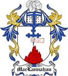MacLannahan Coat of Arms, Family Crest