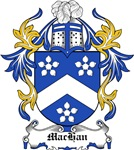 MacHan Coat of Arms, Family Crest