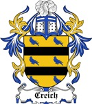 Creich Coat of Arms, Family Crest