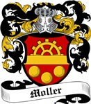 Moller Coat of Arms, Family Crest