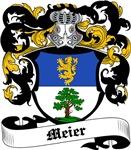 Meier Coat of Arms, Family Crest
