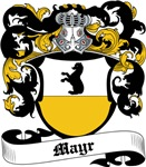 Mayr Coat of Arms, Family Crest