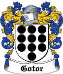 Gotor Coat of Arms, Family Crest