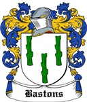 Bastons Coat of Arms, Family Crest