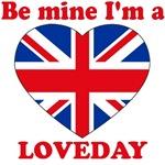 Loveday, Valentine's Day