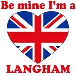 Langham, Valentine's Day