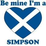 Simpson, Valentine's Day