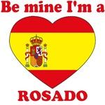 Rosado, Valentine's Day