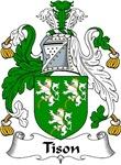 Tison Family Crest