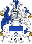 Tisdall Family Crest
