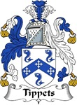 Tippets Family Crest
