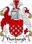 Thorburgh Family Crest