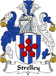 Strelley Family Crest