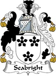 Seabright Family Crest