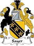 Sayer Family Crest