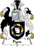 Pym Family Crest