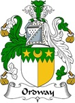 Ordway Family Crest