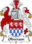 Oliverson Family Crest