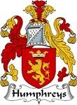 Humphreys Family Crest