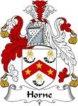 Horne Family Crest