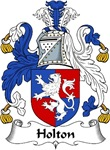 Holton Family Crest