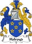 Holroyd Family Crest
