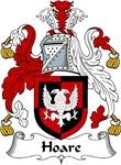 Hoare Family Crest