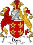 Dane Family Crest