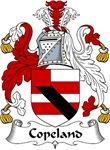 Copeland Family Crest