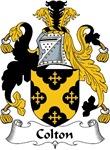 Colton Family Crest