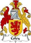Coley Family Crest