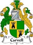 Carvell Family Crest