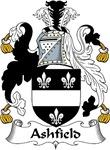 Ashfield Family Crest
