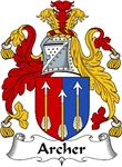 Archer Family Crest