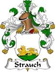 Strauch Family Crest