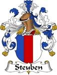 Steuben Family Crest