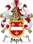 Steck Family Crest