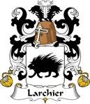 Larchier Family Crest