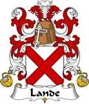 Lande Family Crest