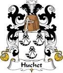 Huchet Family Crest