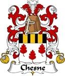Chesne Family Crest