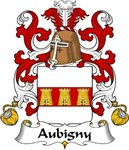 Aubigny Family Crest