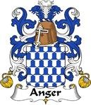 Anger Family Crest