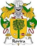 Rovira Family Crest
