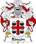 Rincon Family Crest