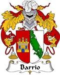 Barrio Family Crest